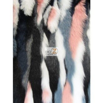 Himalaya Camouflage Fake Fur Fabric / Army Aztec / Sold By The Yard | Fabric Shopping Online | Scoop.it