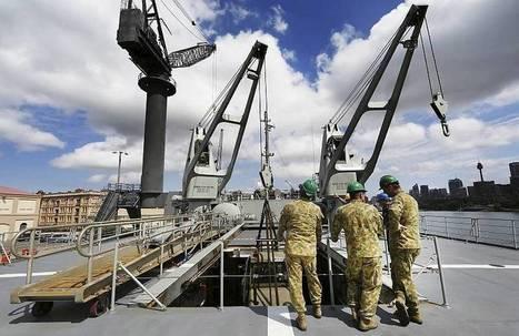 Australian Defence Minister Sets Naval - MarineLink | Australia's global links | Scoop.it