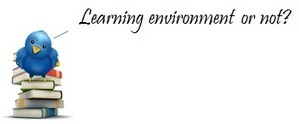 Twitter as learning environment #2 | Better teaching, more learning | Scoop.it