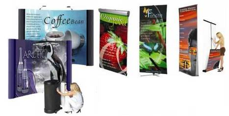 Trade Show Displays, Banner Stands, Digital Printing Toronto | Mega Digital Imaging | Scoop.it
