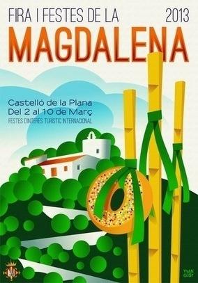 Fiestas de la Magdalena « TapasFiesta – Spanish Tapas and Fiesta | Fiestas | Scoop.it