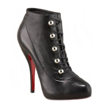 Christian Louboutin Red Bottoms fifre 120 corset leather ankle boots black,Christian Louboutin Red Bottoms Ankle Boots,Christian Louboutin Red Bottoms Shoes,Christian Louboutin Red Bottoms | Red Bottom Shoes | Scoop.it