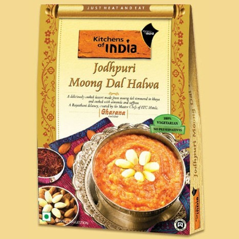 Moong Dal Halwa | Indian desserts | Scoop.it