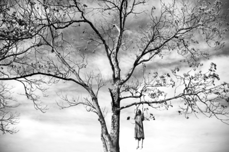 Anonymous | Photographer: Sofía López Mañan | BLACK AND WHITE | Scoop.it