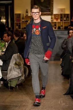 Moschino Autumn (Fall) / Winter 2013 men's | Alternative Mens Fashion and Lifestyle | Scoop.it