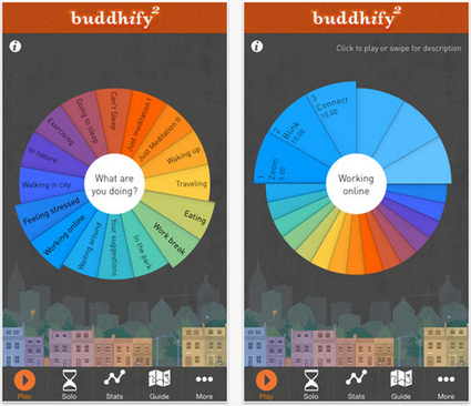 Top apps to get you started with mediation and mindfulness - Shiny Shiny | I love Meditation For Relaxing | Scoop.it