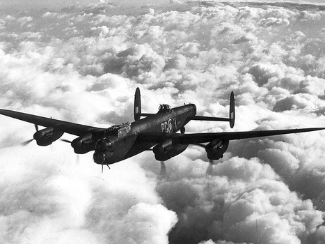 WW2 Aerial Reconnaissance Photos Now On Line | GenealoNet | Scoop.it