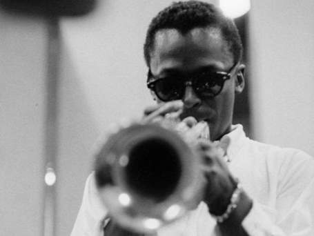 Miles Davis' obscure art takes center stage in new exhibit | Jazz from WNMC | Scoop.it