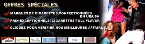Achetez Marlboro, Camel, L&M, Parliament, Bureau de Tabac | Achat cigarettes | Scoop.it
