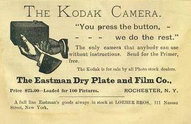 Le Saviez-Vous ?: L'origine de la société Kodak | GenealoNet | Scoop.it