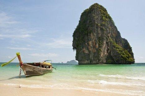 Les 20 plus belles plages de Thaïlande | voyage | Scoop.it