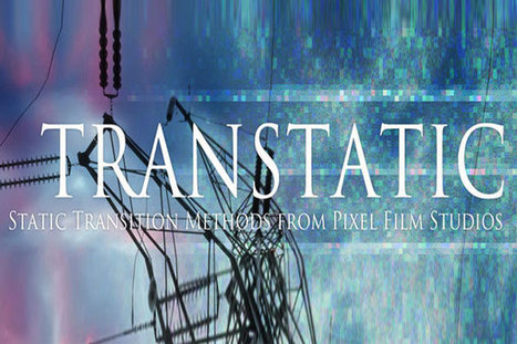 TranStatic Transitions for FCPX from Pixel Film Studios   Video making in the cloud   Scoop.it