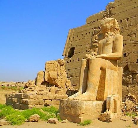 The Temple of Luxor | Explore Egypt Travel | Scoop.it