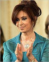 Argentina's Leader | Argentina , Jamie Dunford | Scoop.it