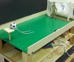 Tabletop Soccer Game | Soccer | Scoop.it
