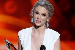Taylor Swift Wins Favorite Country Artist at the 2013 People's Choice Awards | Country Music Today | Scoop.it
