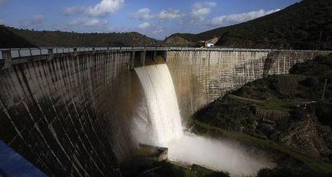 Récord de reservas tras el año hidrológico más lluvioso | Segundo de Bachillerato | Scoop.it