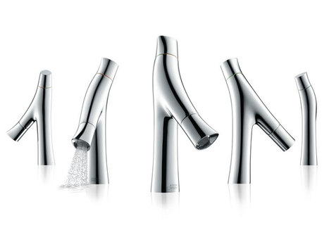 Organic tap by Philippe Starck for Axor | decoracion | Scoop.it