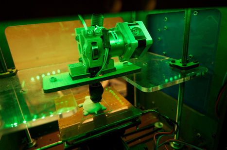 5 trends to watch for in 3D printing in 2015   Future Trends and Advances In Education and Technology   Scoop.it