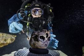 12,000-year-old human skeleton found in underwater cave | Skylarkers | Scoop.it