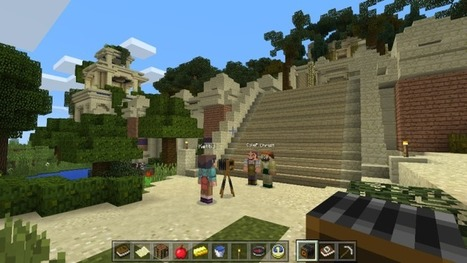 Minecraft: Education Edition officially launches | games for language learning | Scoop.it