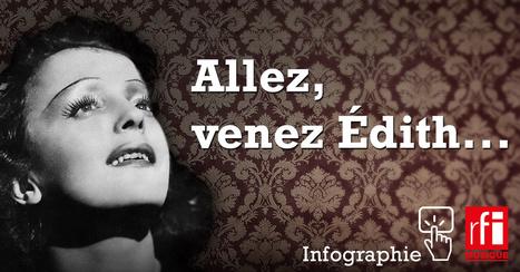 Allez, venez Édith... - RFI Musique | TICE & FLE | Scoop.it