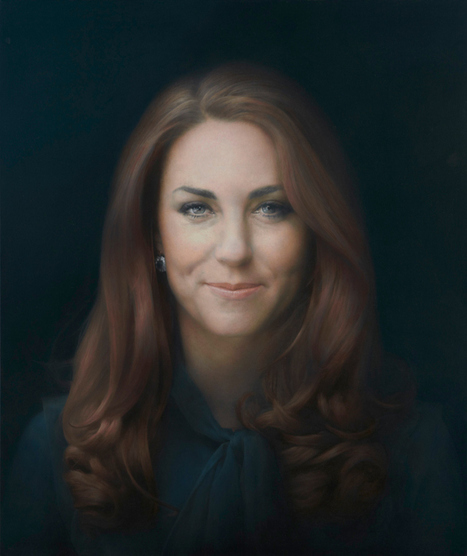 Kate Middleton's First Official Painting Unveiled. What Do You Think?   TIME.com   The Renaissance: Change and the Consequences of Change   Scoop.it