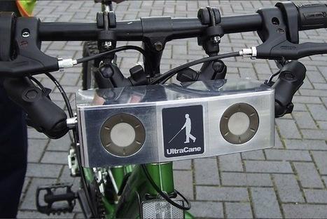 Un sensor para bicicletas permite la conducción por parte de invidentes | Deporte sostenible UNDAV | Scoop.it