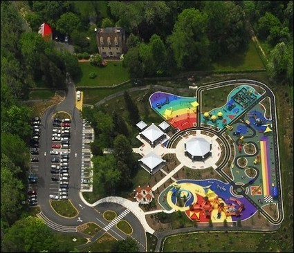 The 12 Most Unique Playgrounds in the World | Playgrounds - Where Kids Can Grow and Flourish | Scoop.it