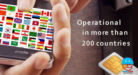 Earth Roam Introduces the Cheapest International Call Rates | Buy Earth Roam International SIM Cards at Cheapest Rate. | Scoop.it