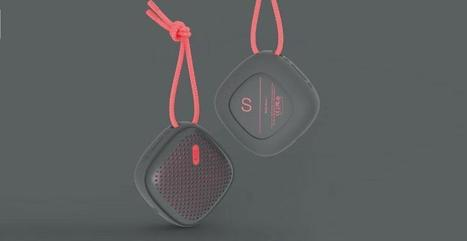 Enceintes portables Bluetooth Move de NudeAudio, le cadeau de Noël 2013 2.0 looké | meltyFashion | social media best pratices | Scoop.it