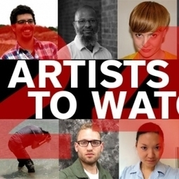 24 Artists to Watch in 2013: Part 2 of 2 - ARTINFO | Developing Creativity | Scoop.it
