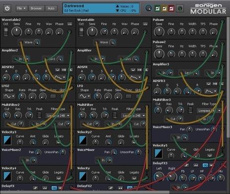 FREEWARE (VST.Win) - Sonigen Modular Beta V0.9.225 | music | Scoop.it