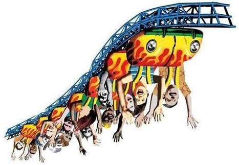 How amusement parks hijack your brain - The Boston Globe | enjoy yourself | Scoop.it