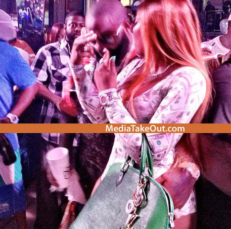 NEW HIP HOP COUPLE!!! Check Out These Pics . . . Of Rick Ross NEW GIRLFRIEND!!! (And They Have A SEXTAPE OUT Already) - MediaTakeOut.com™ 2013 | GetAtMe | Scoop.it