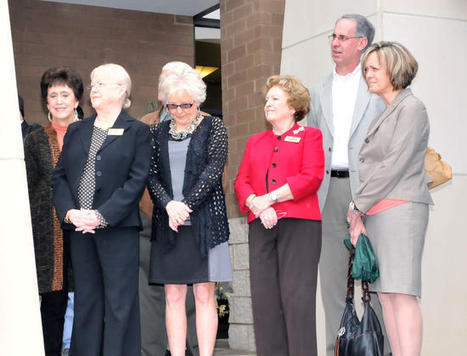 Dyersburg State Gazette: McIver's Grant Public Library Ribbon Cutting | Tennessee Libraries | Scoop.it