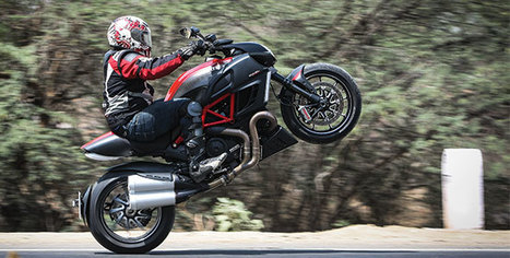 2012 Ducati Diavel in India first ride | moneycontrol.com | Ductalk Ducati News | Scoop.it