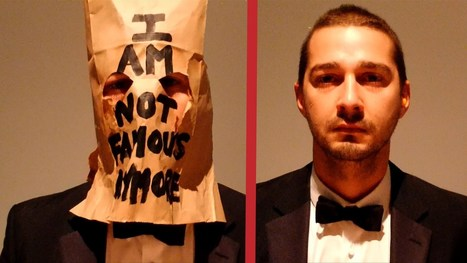 EXCLUSIVE: We CONFRONT Shia LaBeouf - YouTube | Winning The Internet | Scoop.it