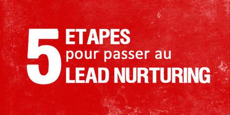 5 étapes pour passer au lead nurturing | inbound marketing | Scoop.it