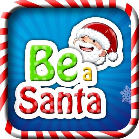 Be A Santa - Dressup Santa in Christmas   iOS Apps   Scoop.it