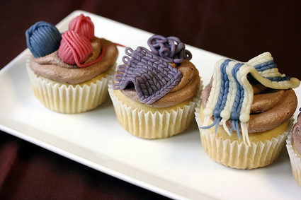 25 Craft-Inspired Desserts That Are (Almost) Too Cute To Eat   Handcraft - knitting, crocheting, sewing, embroidery   Scoop.it