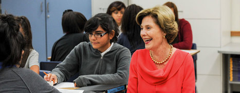 Grant Opportunity: Laura Bush Foundation For America's Libraries | Grants | Scoop.it
