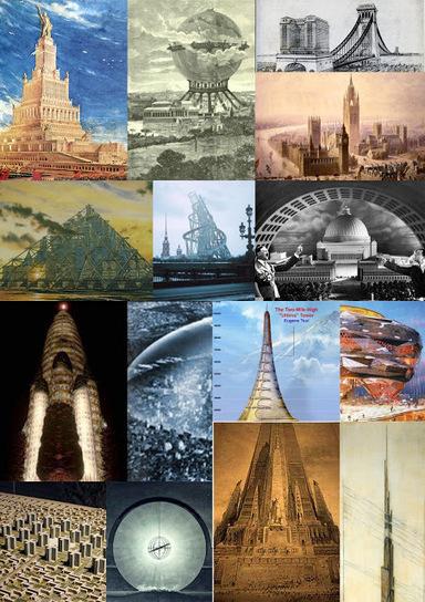 Increíbles edificios que jamás se construyeron   El Mundo del Diseño Gráfico   Scoop.it
