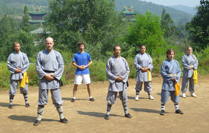 Learn Chi kung & Meditation in China | Kung Fu and Martial Arts Training | Scoop.it