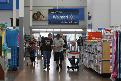 Wal-Mart Lowers Outlook as Buyers Stick to Essentials | Sustain Our Earth | Scoop.it