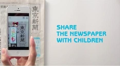 L'idée d'ailleurs qui fait tilt ! : une nouvelle vie digitale pour la presse papier | CommunityManagementActus | Scoop.it