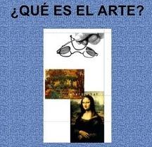 ¿Qué es el Arte? | Rincón didáctico de CCSS, Geografía e Historia | Didactica das CCSS | Scoop.it