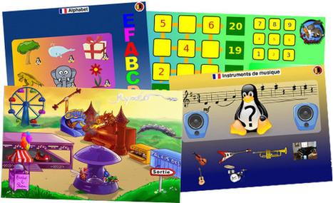 ASRI Education: une distribution linux pour l'enseignement primaire et maternelle | 4tice | Scoop.it