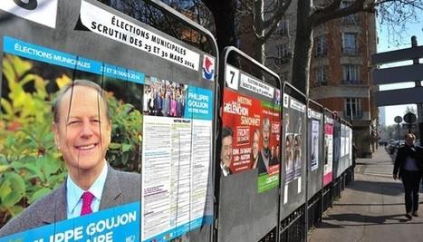 Municipales : et si la percée du FN s'expliquait (aussi) par ses affiches | Communication politique & cie | Scoop.it