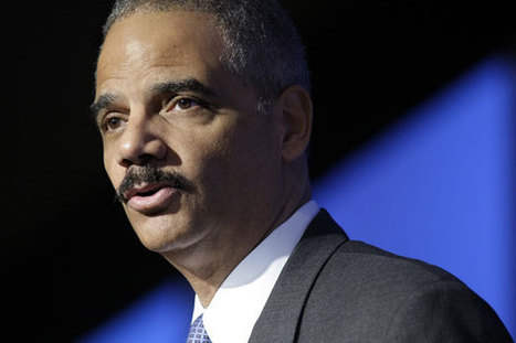 Eric Holder Pushes For Reduced Drug Sentences | And Justice For All | Scoop.it